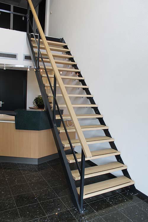 Wonderbaarlijk Trapcare stalen trap renovatie CC-57